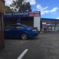 Photo taken at A1 Hand Carwash by Brian H. on 5/2/2014
