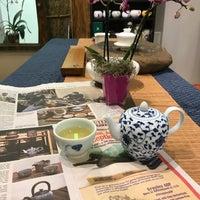 12/21/2017 tarihinde Fang G.ziyaretçi tarafından Fang Gourmet Tea'de çekilen fotoğraf