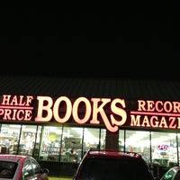 Photo taken at Half Price Books by T. Frank S. on 3/24/2013