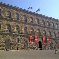 Photo taken at Pitti Palace by Charlotte C. on 7/24/2013