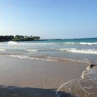 Das Foto wurde bei Mauna Kea Beach von Andrew G. am 1/23/2013 aufgenommen