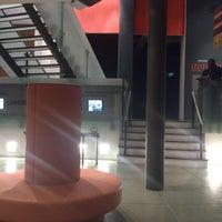 Photo taken at Oi Futuro Flamengo by Samara H. on 6/23/2013