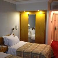 2/15/2013 tarihinde Alper A.ziyaretçi tarafından Atışkan Otel'de çekilen fotoğraf