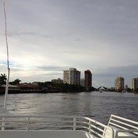 Photo taken at Intracoastal Waterway by Raul V. on 5/29/2013