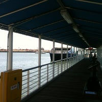 Photo taken at Oakland Ferry Terminal by Derek T. on 7/6/2013