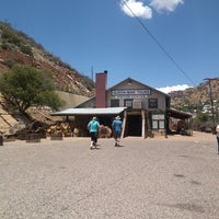 Photo taken at Queen Mine Tours by Debbie W. on 6/25/2014