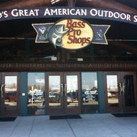 Photo taken at Bass Pro Shops by Phillip G. on 11/8/2012