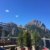 Photo taken at Dolomitenhütte by Frank F. on 8/14/2016