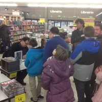 Photo taken at Carrefour hypermarché by Dutrannois S. on 2/8/2014