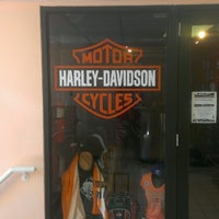 Photo taken at Harley Davidson by Aaron F. on 1/21/2015