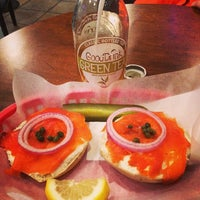 Photo taken at Siegel's Bagels by Americo O. on 3/20/2014