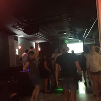 Photo taken at Blue Sky Disco Bar by Serkan A. on 6/26/2018