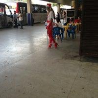 Photo taken at Terminal Rodoviário de Campo Grande by Rayssa B. on 12/31/2012