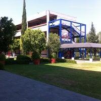 Photo taken at Universidad Iberoamericana Puebla by Gustavo D. on 11/30/2012