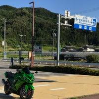 Photo taken at 道の駅 信州新野千石平 by fuku on 6/4/2017