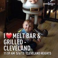 Photo taken at Melt Bar & Grilled by Marie H. on 5/6/2013