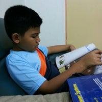 Photo taken at Reading Room @ Bayu Tasik Condo 1 by Jamilah H. on 12/28/2013