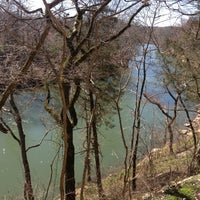 Photo taken at Cheeks Bend Bluff View Trail by Robb C. on 2/19/2013