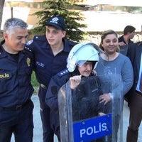 Photo taken at Çevik Kuvvet Şube Müdürlüğü by Selcuk A. on 5/12/2017