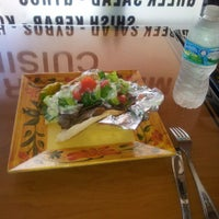 Photo taken at Sultan Mediterranean Cuisine by Corey S. on 7/29/2013