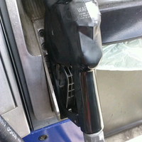 Photo taken at Sam's Club Gas Station by Daniel S. on 2/15/2013