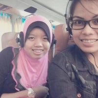 Photo taken at Inside Aeroline From QB To SWy by Ikha Z. on 5/19/2014