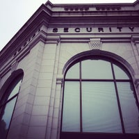 Photo taken at Social Security Administration - Mission by Hidekazu I. on 7/9/2012