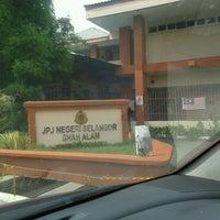Photo taken at Jabatan Pengangkutan Jalan (JPJ) by ammross on 12/21/2012
