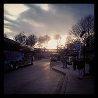 Photo taken at Shady Grove Metro | Bus Stops by Elliot M. on 12/4/2012