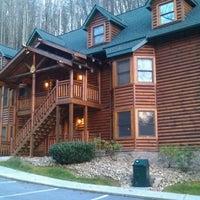 Photo taken at Westgate Smoky Mountain Resort & Spa by Carey P. on 11/20/2012