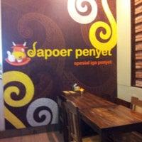 12/7/2012에 Ayu Silvia님이 Dapoer Penyet에서 찍은 사진