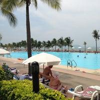 Photo taken at Swiming Pool @ Ambassador by Pitchapa s. on 4/8/2013