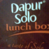 Photo taken at Dapur Solo by Marina P. on 4/24/2013