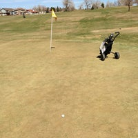 Photo taken at Eagle Trace Golf Club by Mike W. on 3/31/2013
