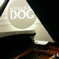 Photo taken at Musical Dog Studio by Kei S. on 7/28/2015