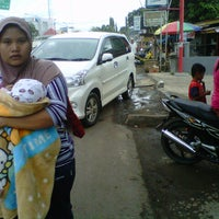 Photo taken at Alfamart Tanjung Enim by Trihadi W. on 2/22/2013
