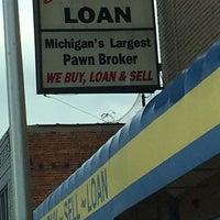 Photo taken at Zeidman's Jewelry & Loan Detroit by Gregory B. on 10/18/2016