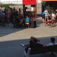 Photo taken at Telerik HQ 3 by Ogniana V. on 7/18/2013