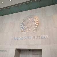 Photo taken at Thomson Reuters by Russell S. on 10/3/2017