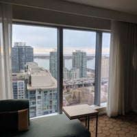 Photo taken at Delta Hotels by Marriott Toronto by Russell S. on 2/28/2018