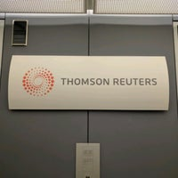 Photo taken at Thomson Reuters by Russell S. on 4/17/2017