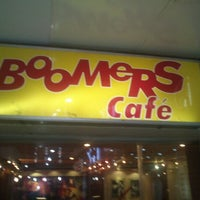 Photo taken at Boomers by Afif Aftab K. on 2/17/2014