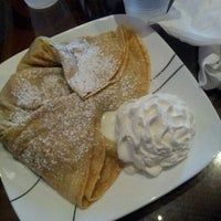 Photo taken at Crepe Expectations by Malorie P. on 1/27/2013