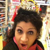Photo taken at Party City by maria s. on 12/11/2012