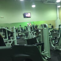 Photo taken at EOS Fitness by maria s. on 2/5/2016