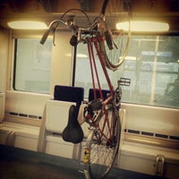 Photo taken at Gare SNCF de Fretin by Carine on 3/21/2013