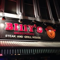 Photo taken at Billy's Grill & Steakhouse by devo on 9/20/2013