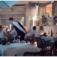 Photo taken at Galaxy Hotel by Yiannis E. on 7/26/2013