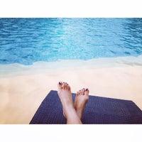 Photo taken at Springfield Beach Resort Cha-Am by Kanjanee B. on 7/18/2015