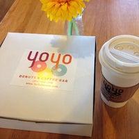 Photo taken at YoYo Donuts & Coffee Bar by Michael K. on 1/31/2013